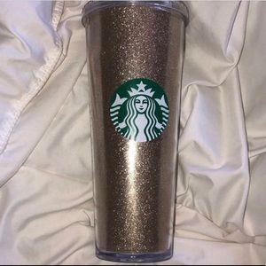 Starbucks Holiday Glitter Tumbler